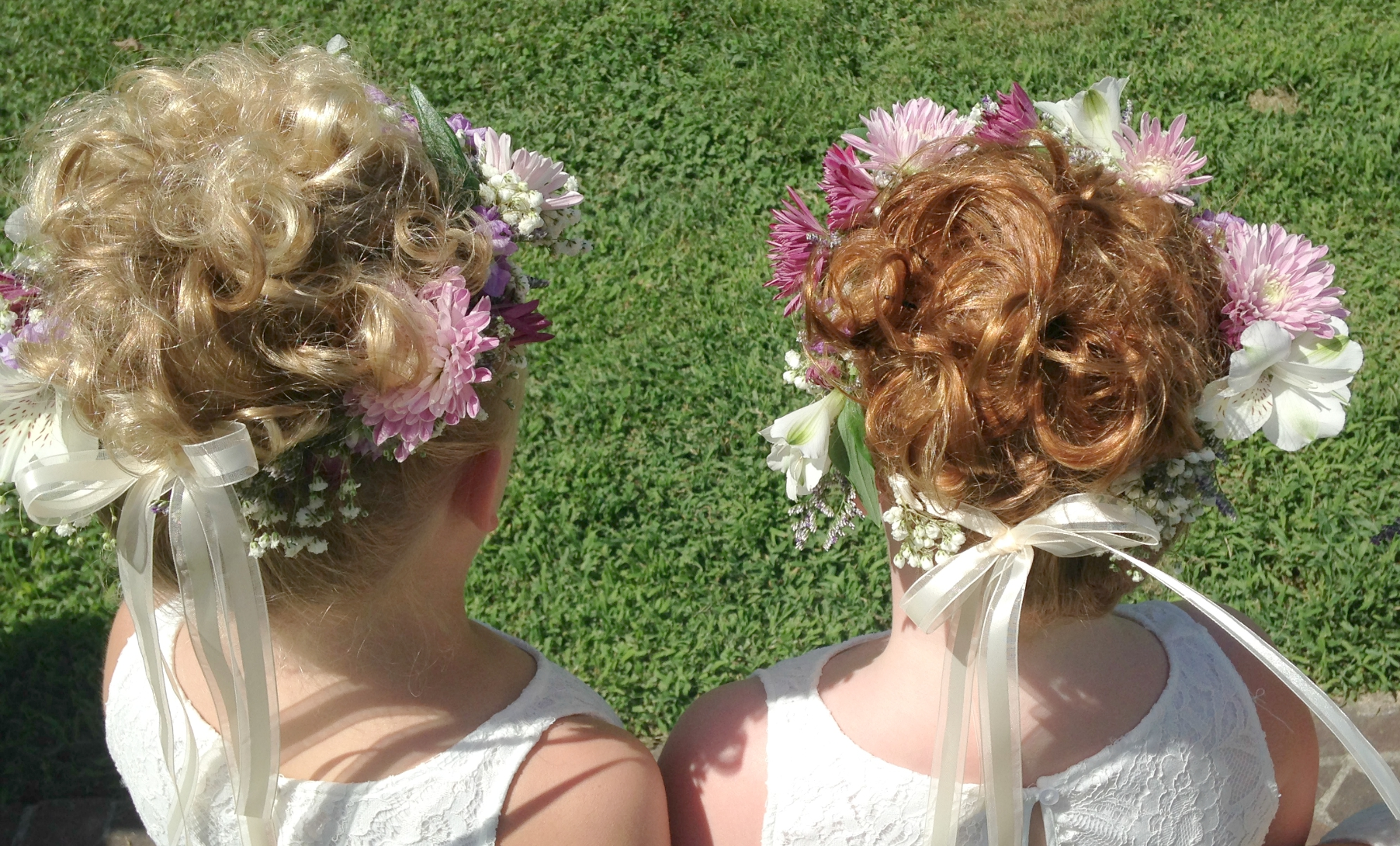 Flower Girl Crowns Williamsburg Floral