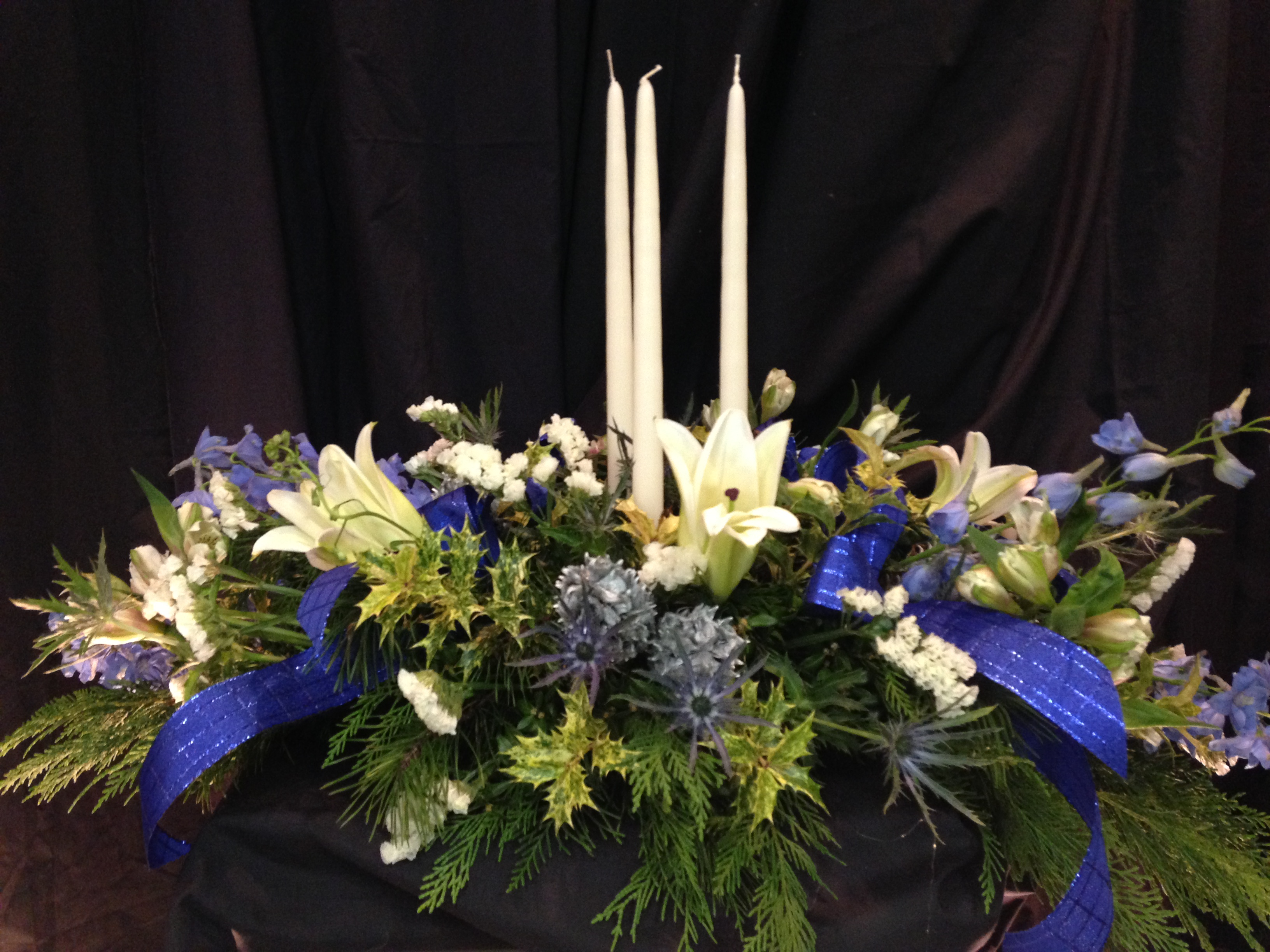Christmas Corsages And Boutonnieres